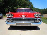 1958 Chevrolet Bel Air Overview