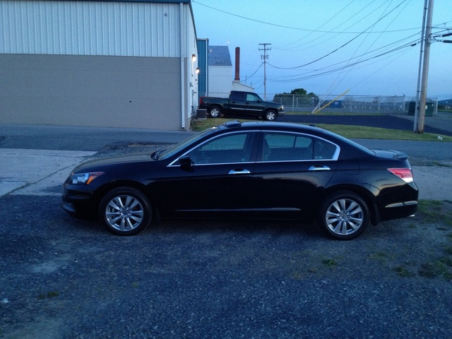 Picture of 2012 Honda Accord EX-L V6 w/ Nav, exterior, gallery_worthy