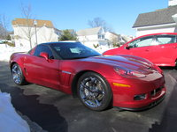 Picture of 2010 Chevrolet Corvette Grand Sport 2LT, exterior