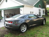 Picture of 2011 Chevrolet Camaro 1LS Coupe RWD, exterior, gallery_worthy