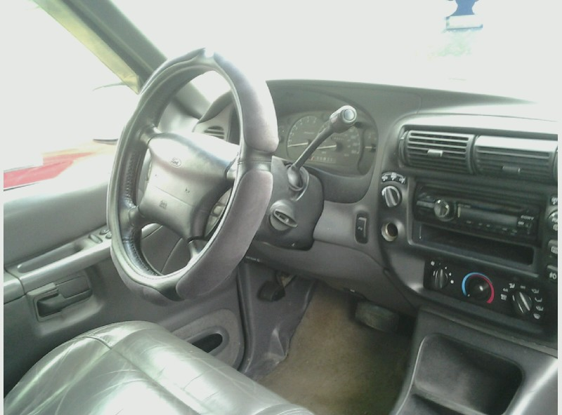 2001 Ford Explorer Interior Pictures Cargurus
