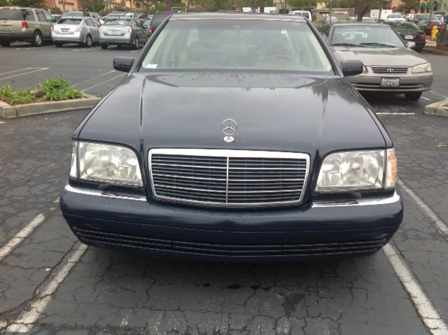 1996 mercedes benz s class trim information cargurus for 1996 mercedes benz s600