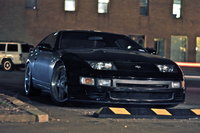 1994 Nissan 300ZX 2 Dr Turbo Hatchback, Good nite my lady...300zx, exterior