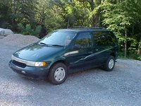 Picture of 1995 Mercury Villager 3 Dr GS Passenger Van, exterior