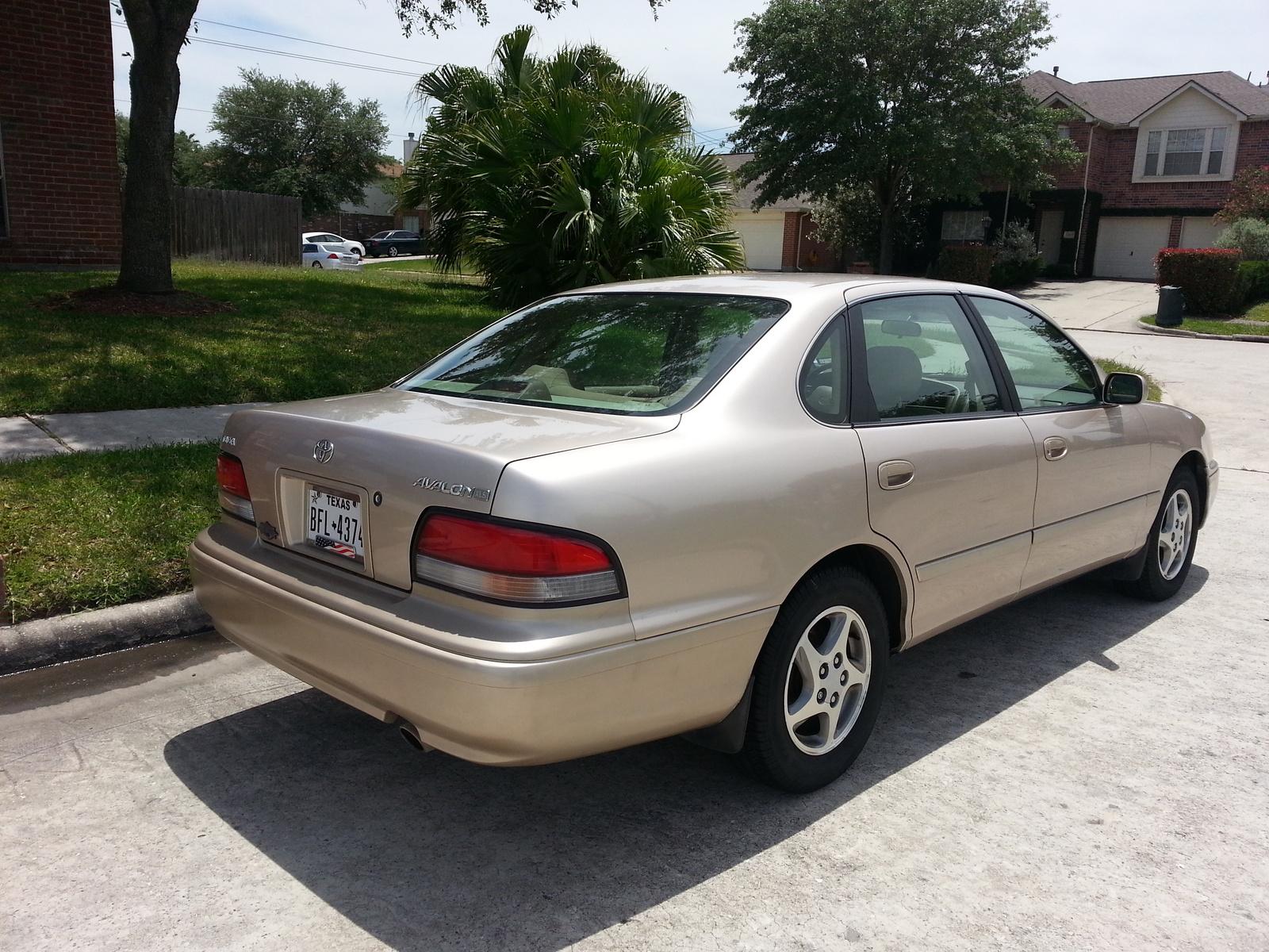 1997 Toyota Avalon Pictures Cargurus
