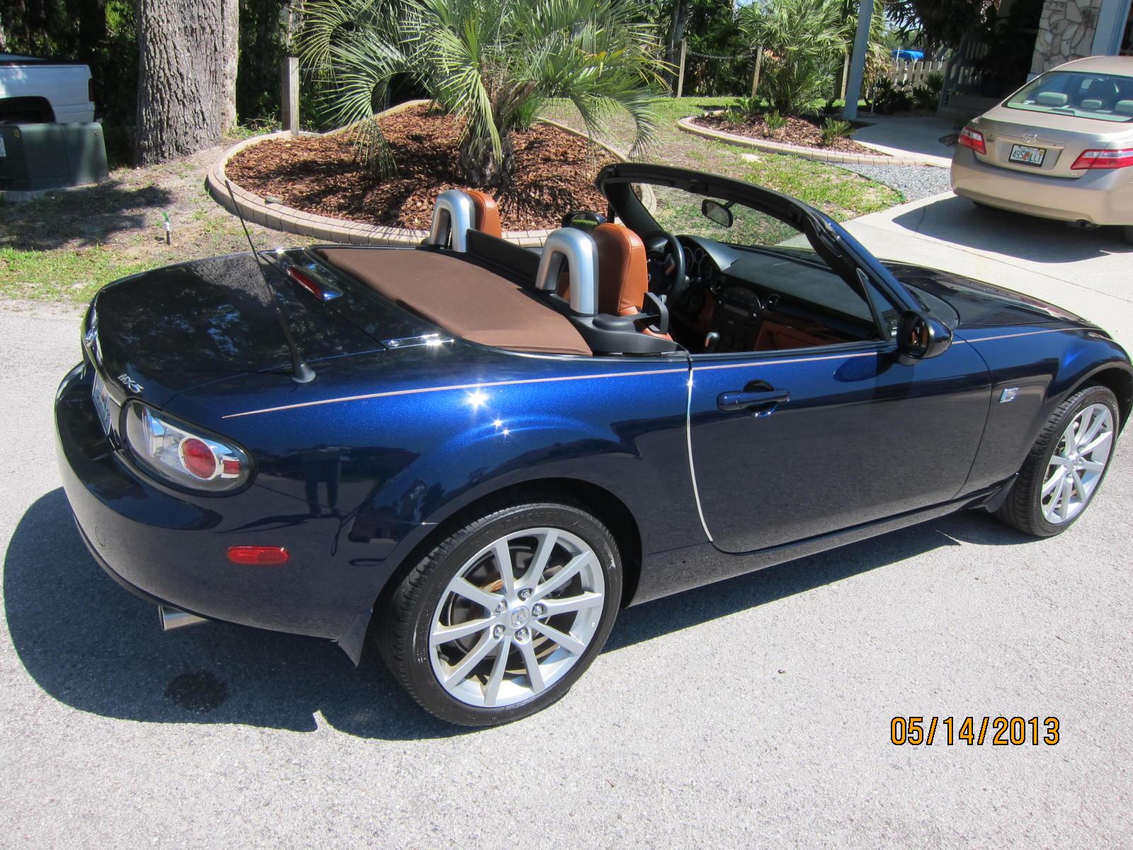 Picture Of 2007 Mazda Mx 5 Miata Grand Touring Exterior