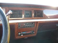 Picture of 1989 Mercury Grand Marquis GS, interior