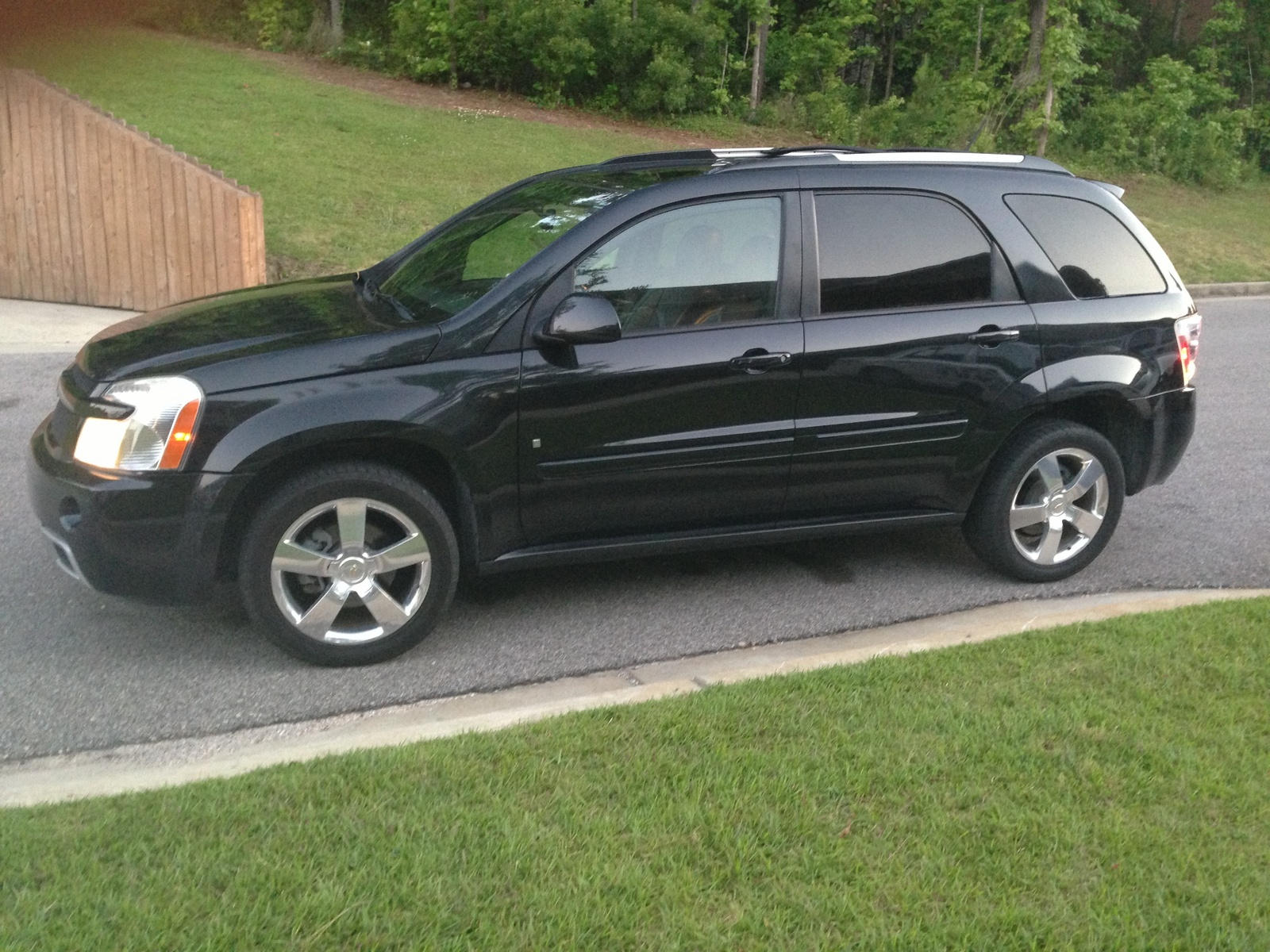 2008 chevrolet equinox exterior pictures cargurus. Cars Review. Best American Auto & Cars Review