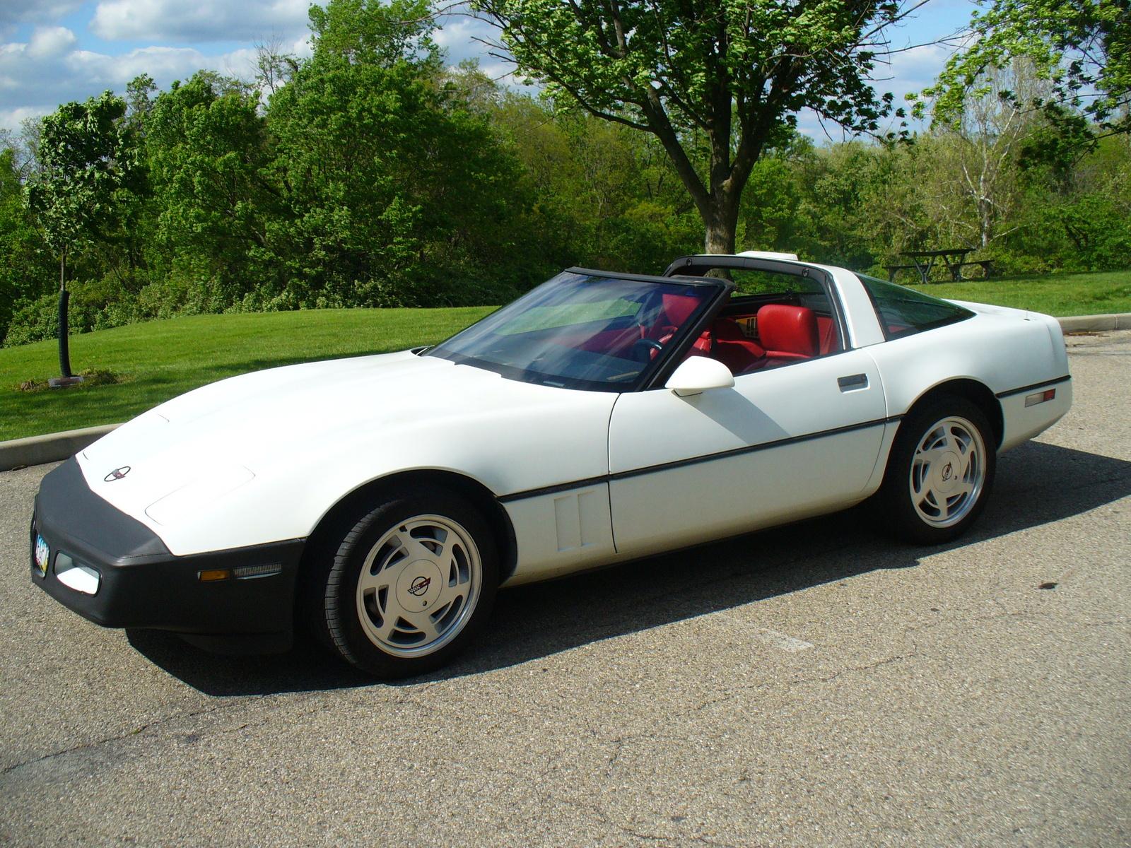 1989 Chevrolet Corvette Pictures Cargurus