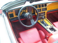 1989 Chevrolet Corvette Coupe, Picture of 1989 Chevrolet Corvette Base, interior