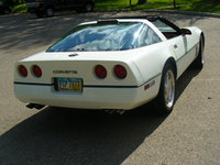 Picture of 1989 Chevrolet Corvette Coupe, exterior