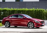 2014 Mercedes-Benz CLA-Class, Front-quarter view, exterior, manufacturer, gallery_worthy