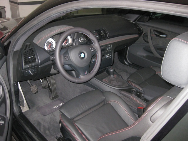 2011 BMW 1M  Interior Pictures  CarGurus
