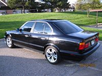 Picture of 1994 BMW 5 Series 525i Sedan RWD, exterior, gallery_worthy