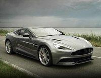 2013 Aston Martin Vanquish Overview