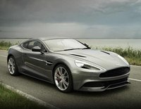 2013 Aston Martin Vanquish Picture Gallery