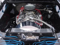 Picture of 1984 Chevrolet Monte Carlo SS, engine