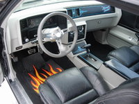 Picture of 1984 Chevrolet Monte Carlo SS, interior