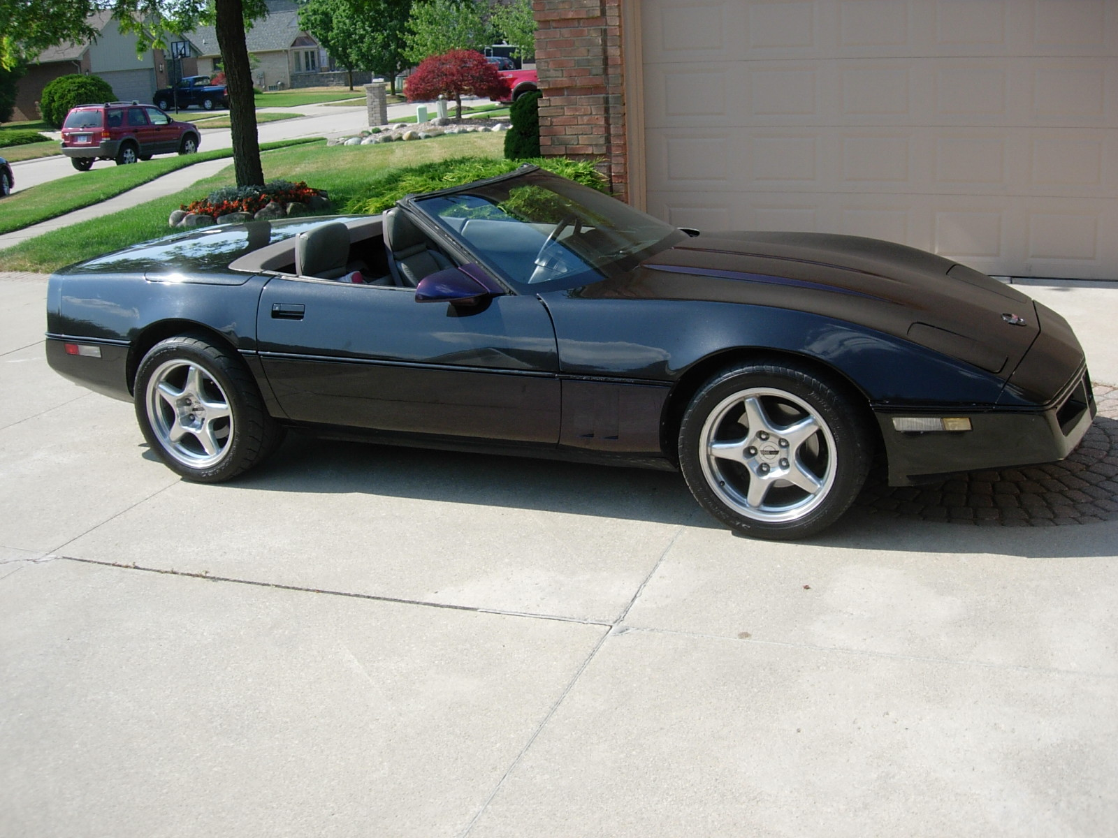 Picture of 1990 Chevrolet Corvette Convertible