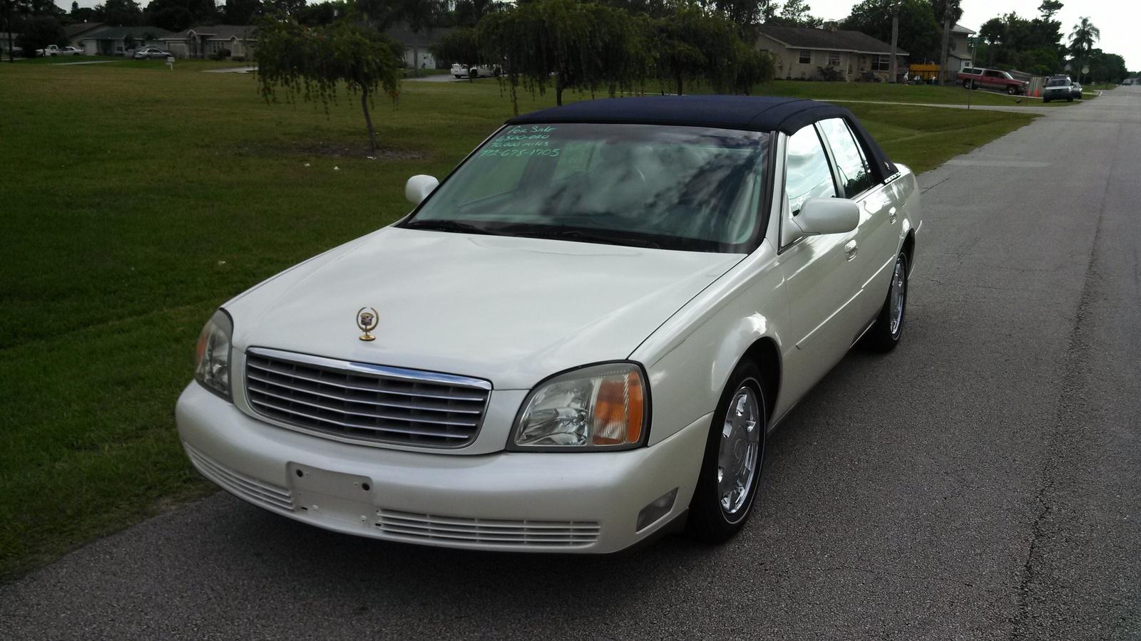 2001 Cadillac Deville Pictures Cargurus