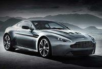 2013 Aston Martin V12 Vantage Overview