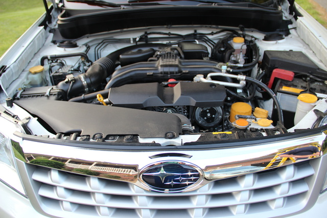 Picture of 2012 Subaru Forester 2.5X Premium, engine