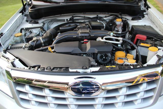 Picture of 2012 Subaru Forester 2.5X Premium, engine