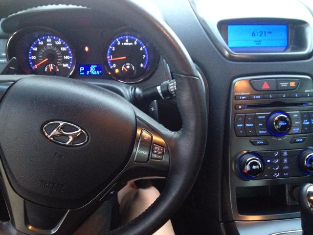 2012 Hyundai Genesis Coupe Interior Pictures Cargurus
