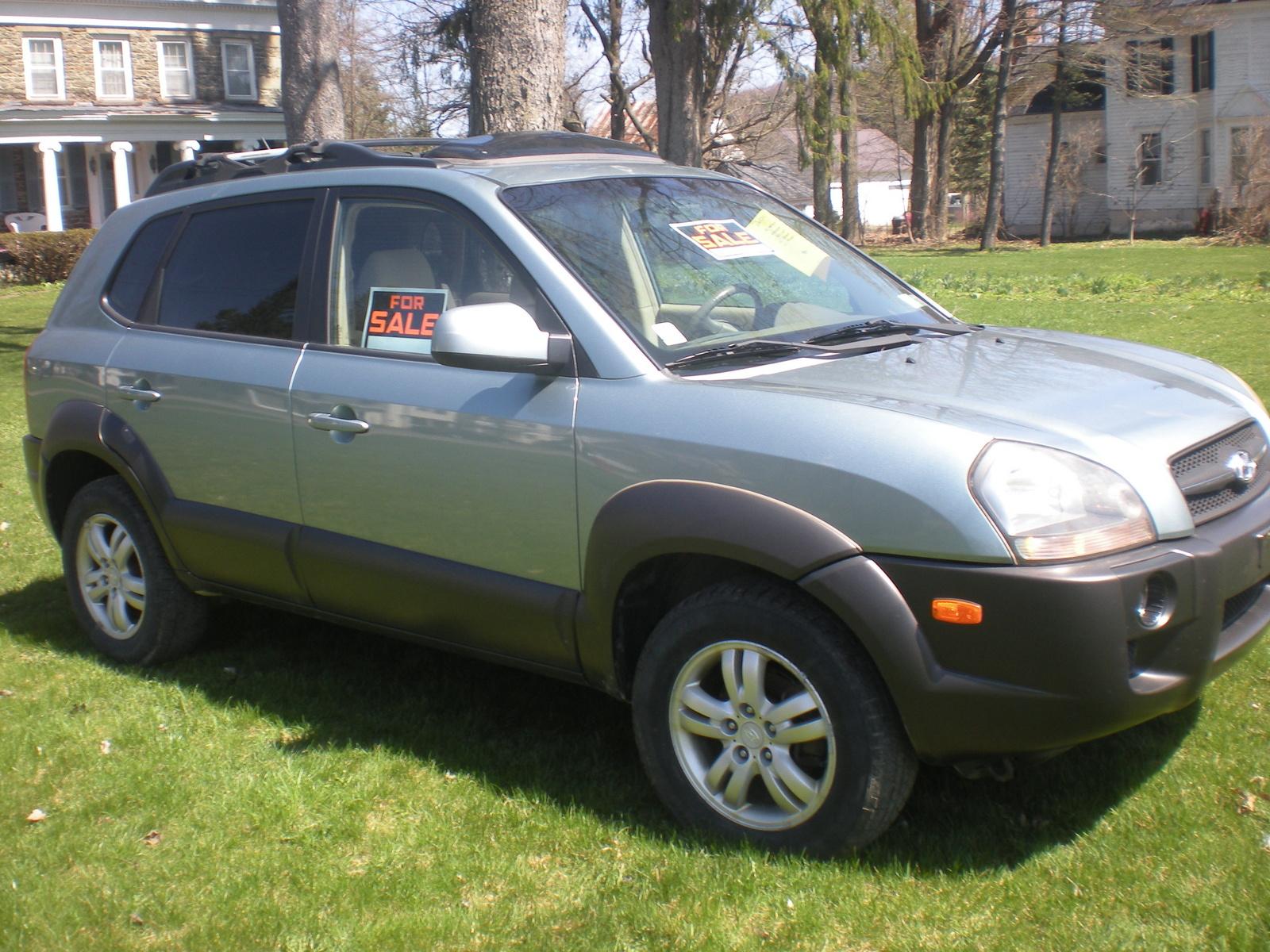 2006 Hyundai Tucson Pictures Cargurus