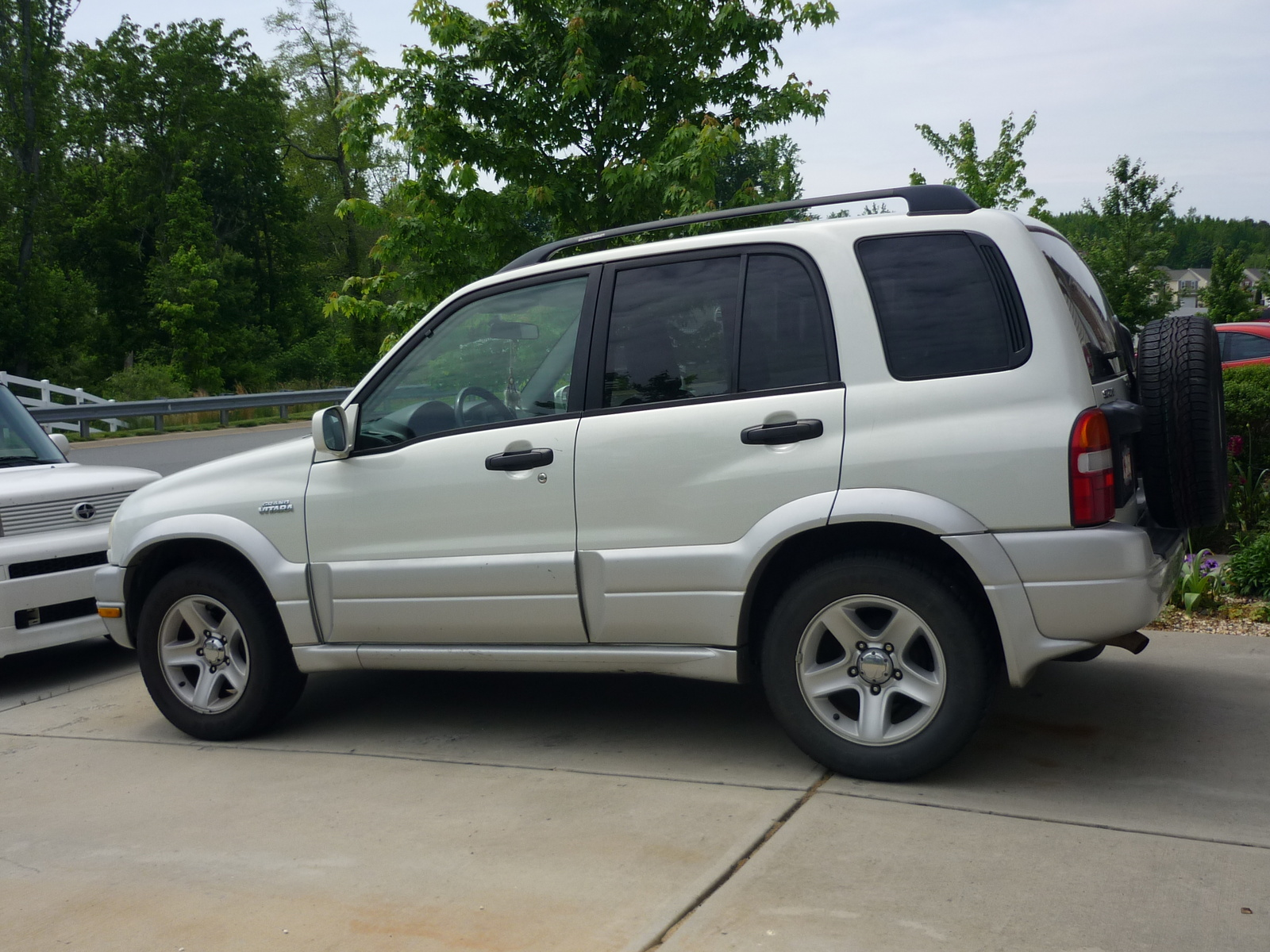 Picture of 2003 Suzuki Grand Vitara 4 Dr STD SUV