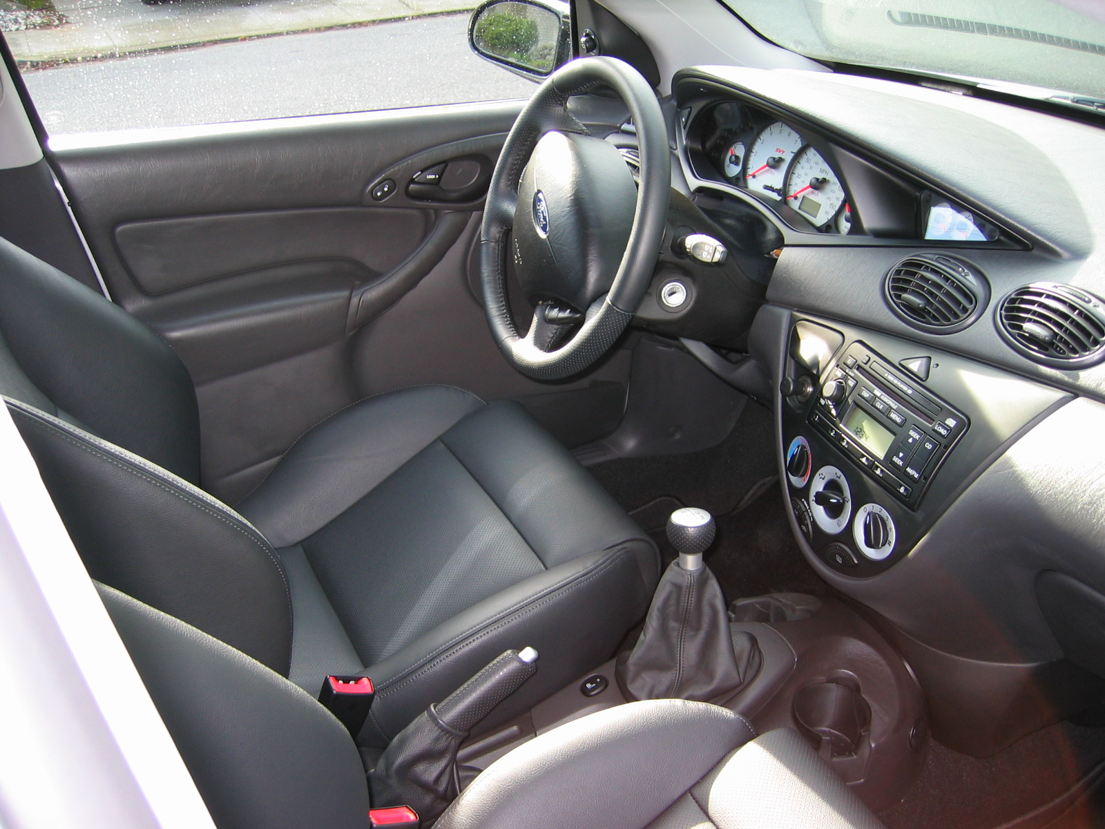 2004 ford focus svt interior pictures cargurus 1600x1200