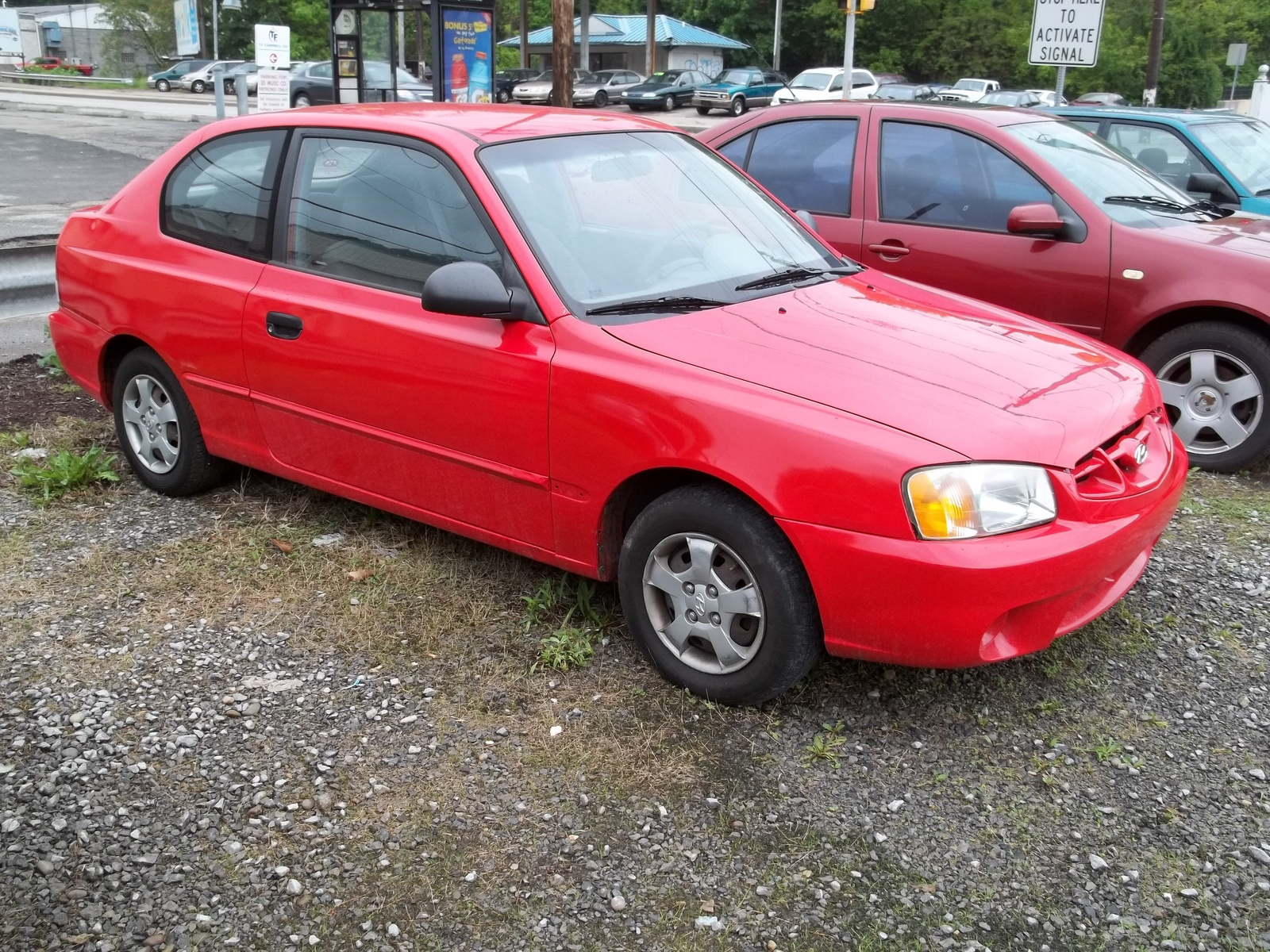 2007 hyundai accent with 2002 Hyundai Accent Pictures C2188 Pi36241624 on 2010 additionally File 1998 99 Hyundai Accent Hatchback additionally Ford Escort 1997 Black Sedan Lx Gasoline 4 Cylinders Front Wheel Drive Automatic 55124 2555664p further 2013 besides Watch.