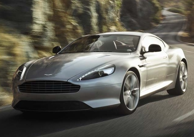 Picture of 2013 Aston Martin DB9