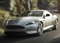 2013 Aston Martin DB9 Picture Gallery