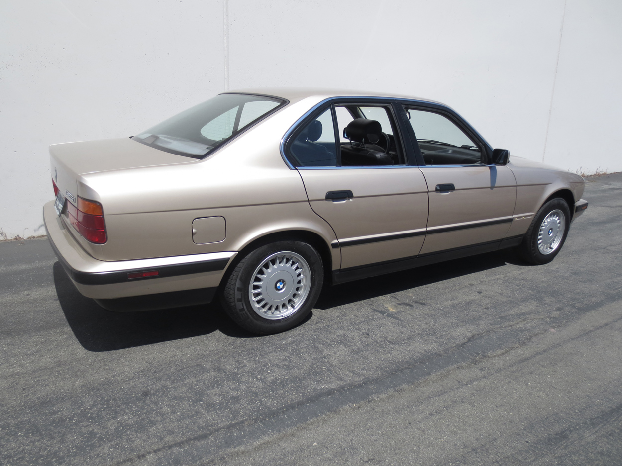 1993 Bmw 5 Series Pictures Cargurus