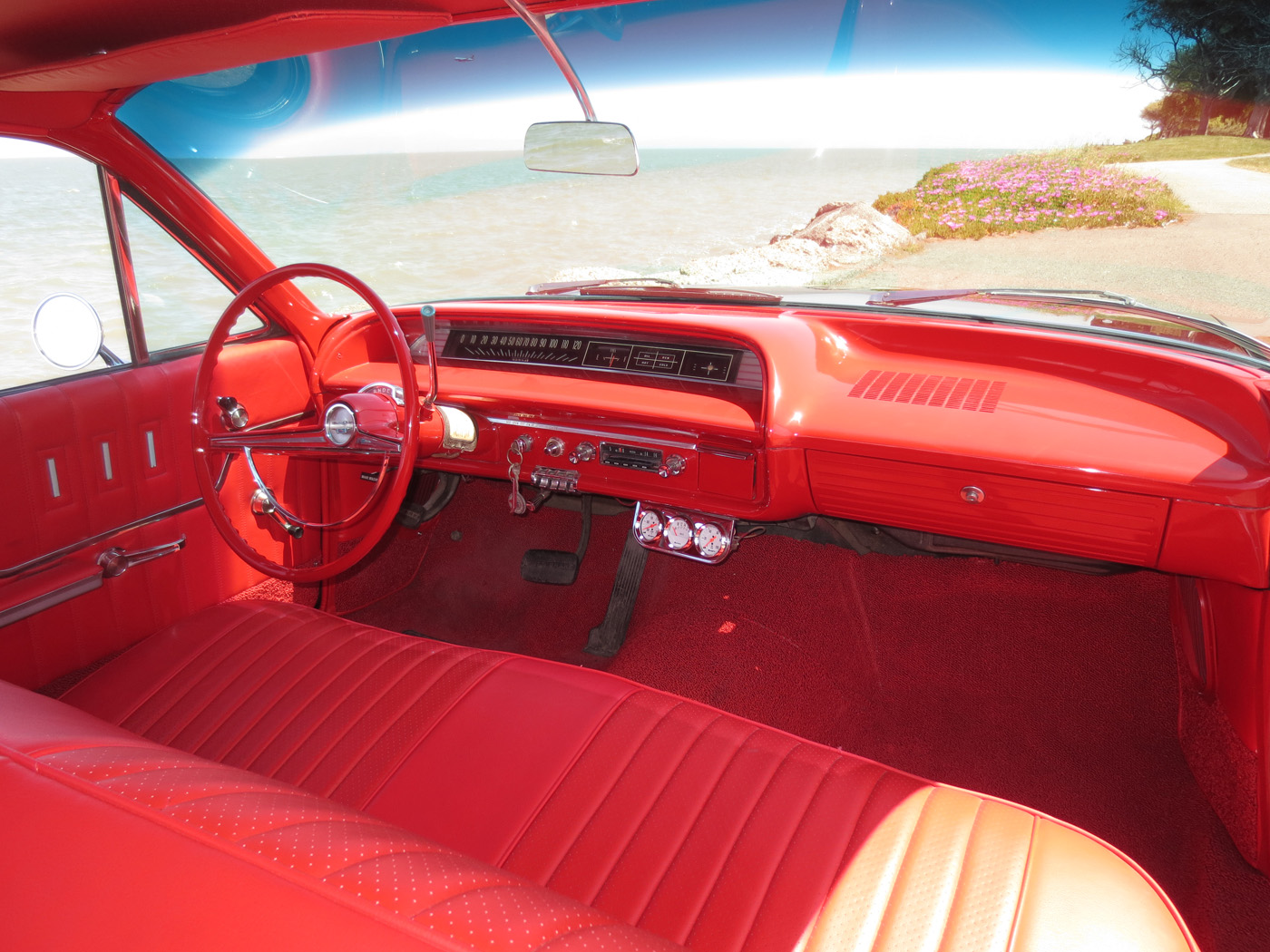 1963 Chevrolet Bel Air - Pictures