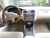 1998 Honda Accord LX V6 picture, interior