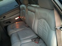 Picture of 2001 Chevrolet Tahoe LS 4WD, interior