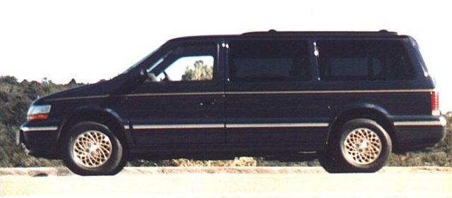Picture of 1994 Chrysler Town & Country