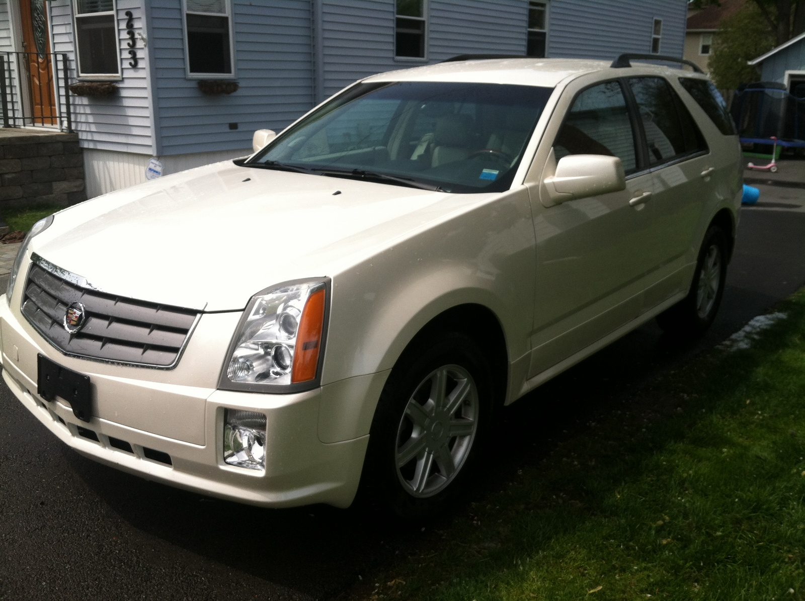 Picture of 2004 Cadillac SRX V6