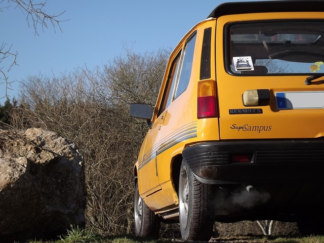 Picture of 1983 Renault 5, exterior