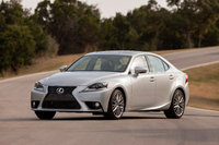 2014 Lexus IS 250, Front-quarter view, exterior, manufacturer