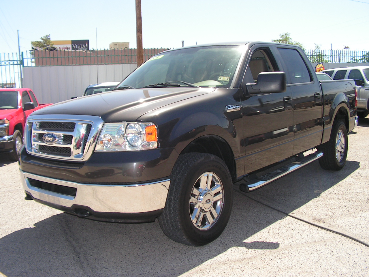 2007 ford f150 fx4 supercrew autos post. Black Bedroom Furniture Sets. Home Design Ideas