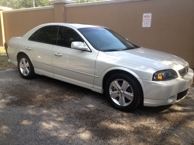 2006 Lincoln Ls Pictures Cargurus