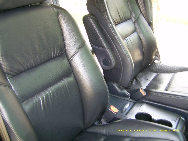 Picture of 2009 Honda CR-V EX-L AWD, interior, gallery_worthy