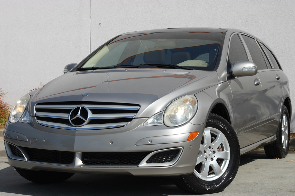 2007 mercedes benz r class pictures cargurus for Mercedes benz r500 review