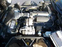 1995 Chevrolet Corvette Coupe, Picture of 1995 Chevrolet Corvette Base, engine