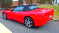 Picture of 1998 Chevrolet Corvette Convertible RWD, exterior, gallery_worthy