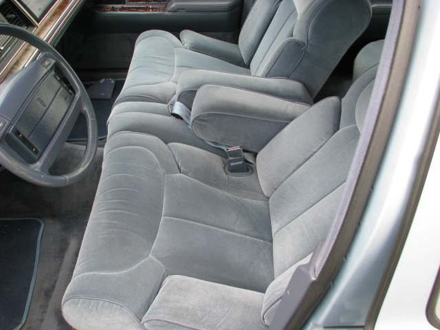 1990 Lincoln Town Car Interior Pictures Cargurus