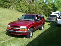 Picture of 2001 Chevrolet Blazer 4 Door LS, exterior